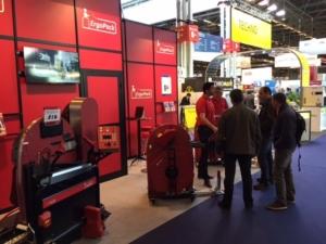 HMi MBS ErgoPack France présentation salon Industrie Paris 2016