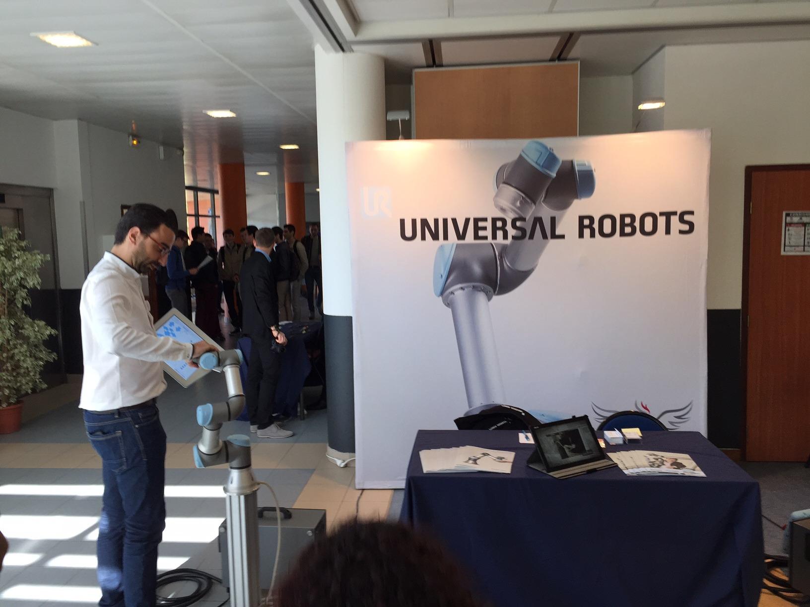La 10è journée de la recherche et de l'industrie a commencé à l'ICAM Toulouse