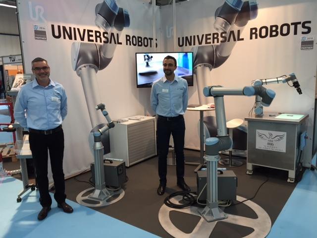 Universal Robots au salon SEPEM TOULOUSE