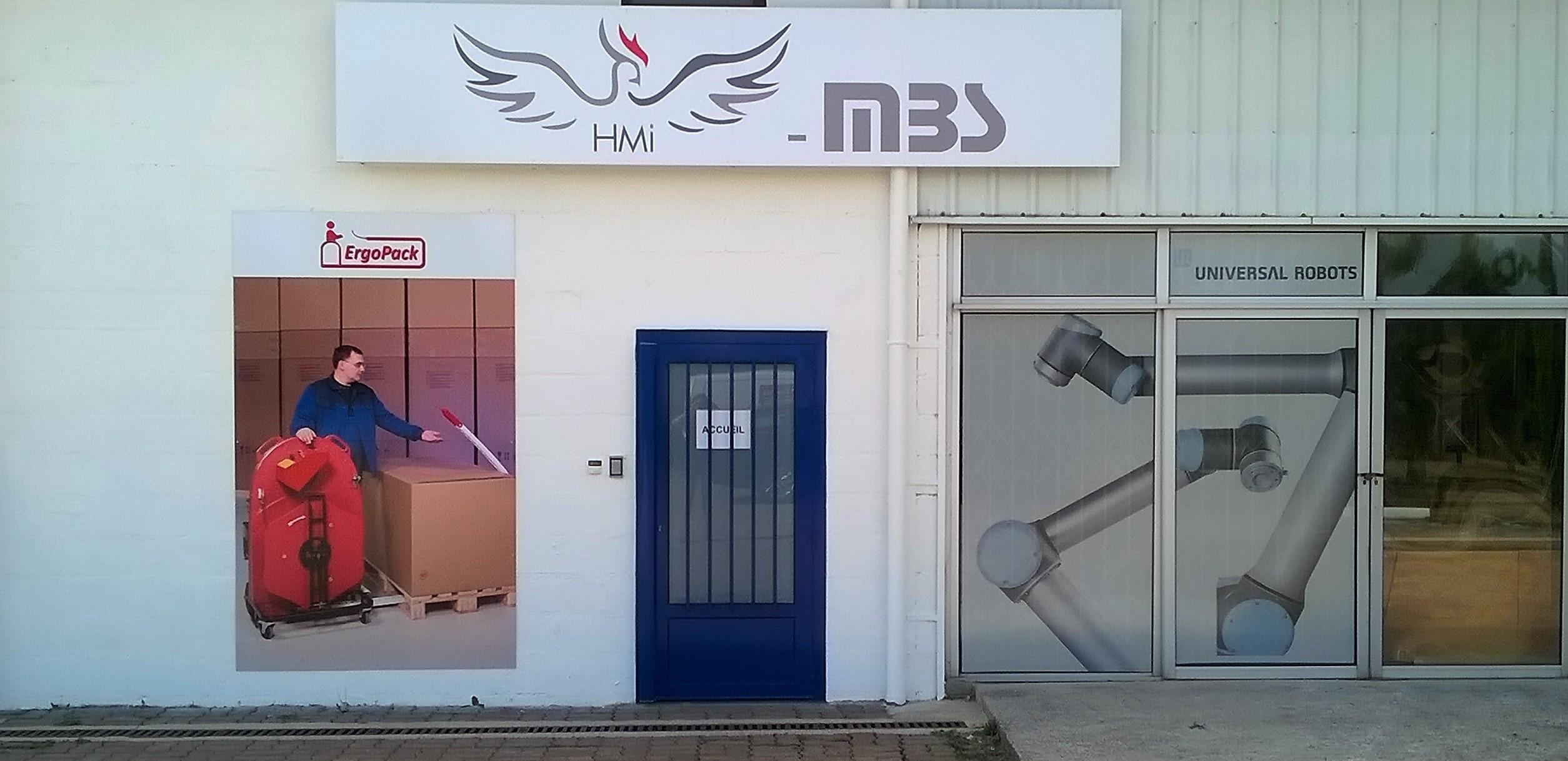 Nouvelle devanture HMi-MBS