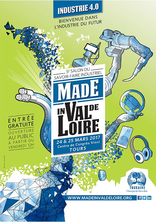Participation au salon Made In Val de Loire