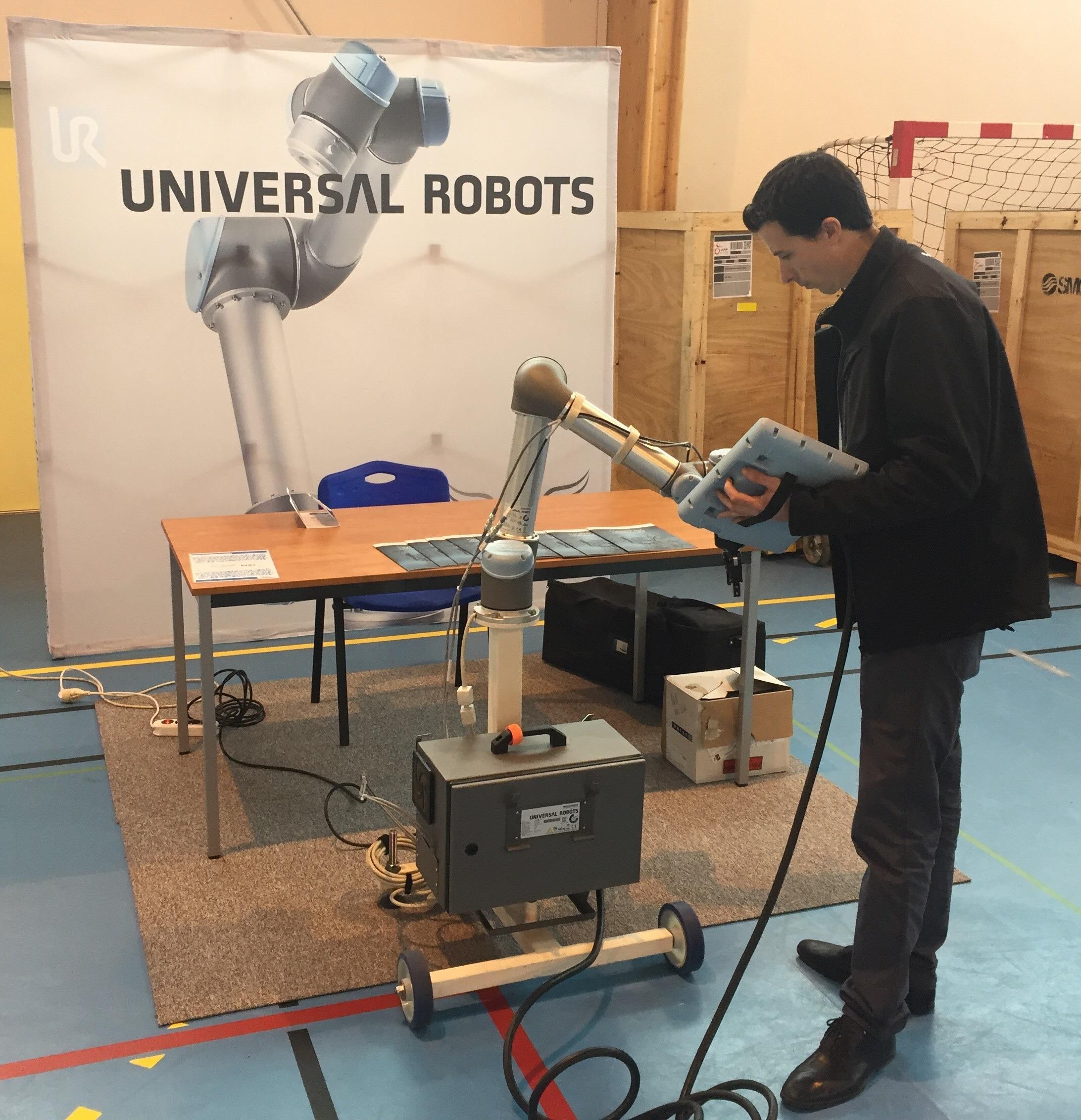 HMI MBS CFAI LORRAINE YUTZ UNIVERSAL ROBOTS