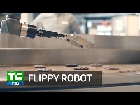 Flippy robot-hamburger-Universal Robots-cobot
