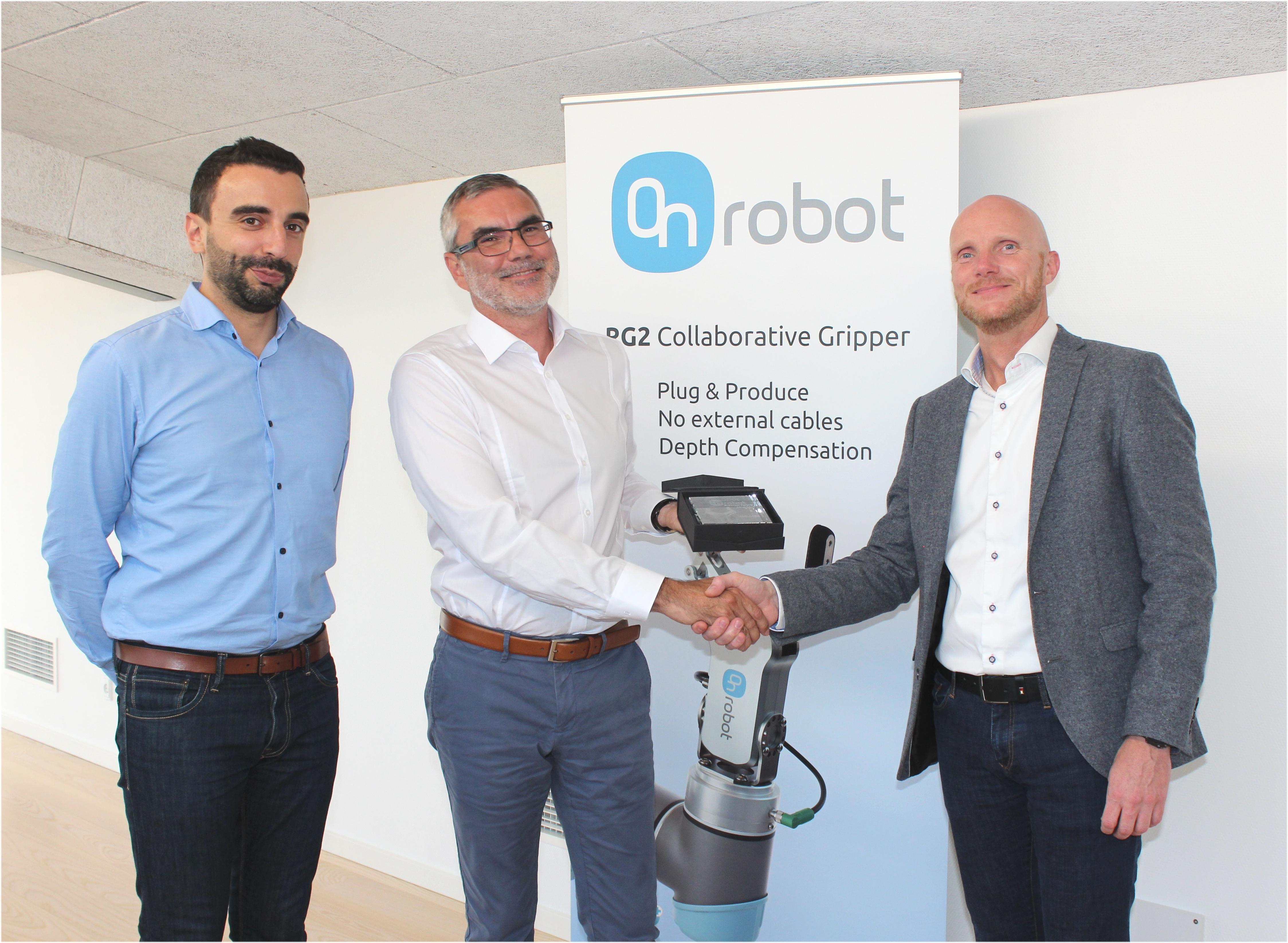 HMi-MBS : Premium Partner On Robot