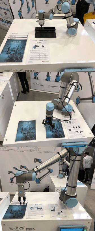 Les accessoires pour robots sont présents également !