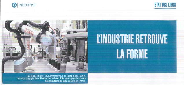Panorama des Entreprises du Loiret