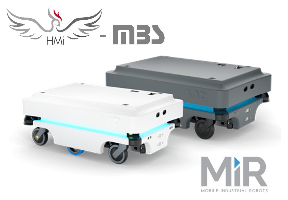 Nouveau partenariat : HMi-MBS et MiR