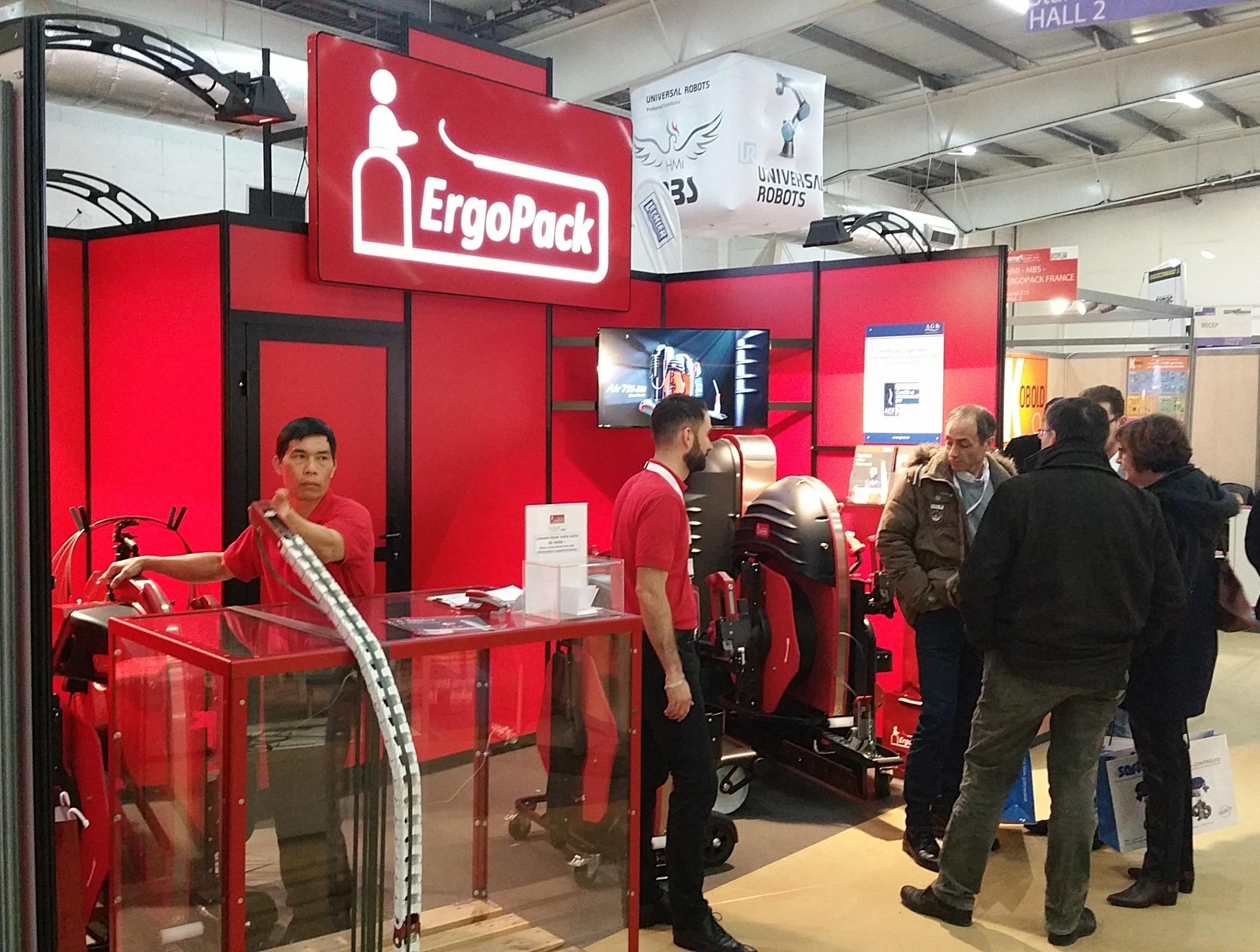 ErgoPack au SEPEM Rouen : c'est en ce moment !