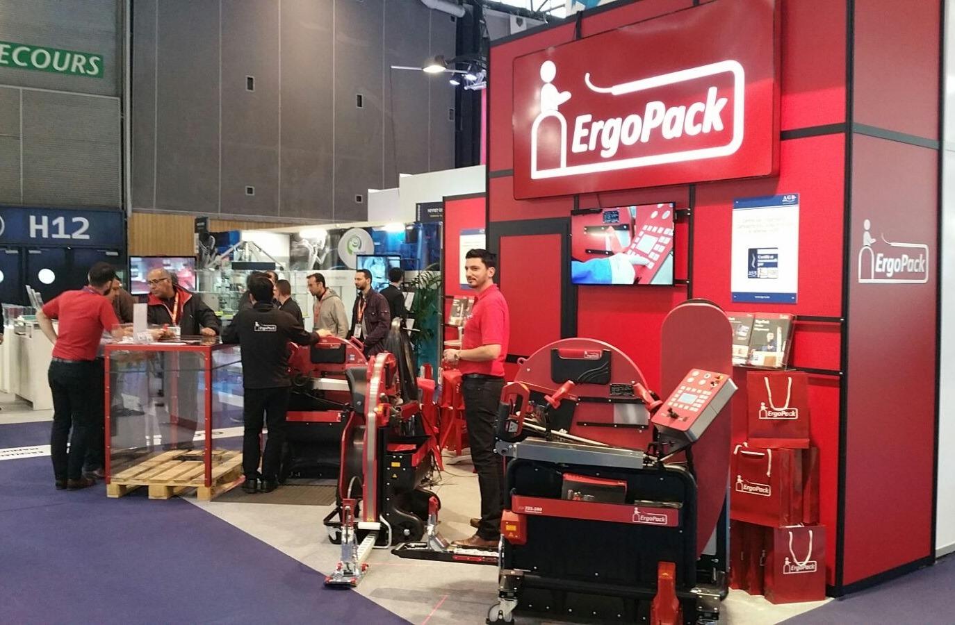ErgoPack est présent au salon Industrie de Paris