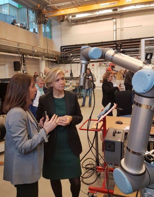 Inauguration de l'Additive Factory Hub : UR répond présent !