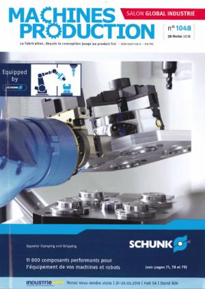 ROBOTIQ dans MACHINES PRODUCTION