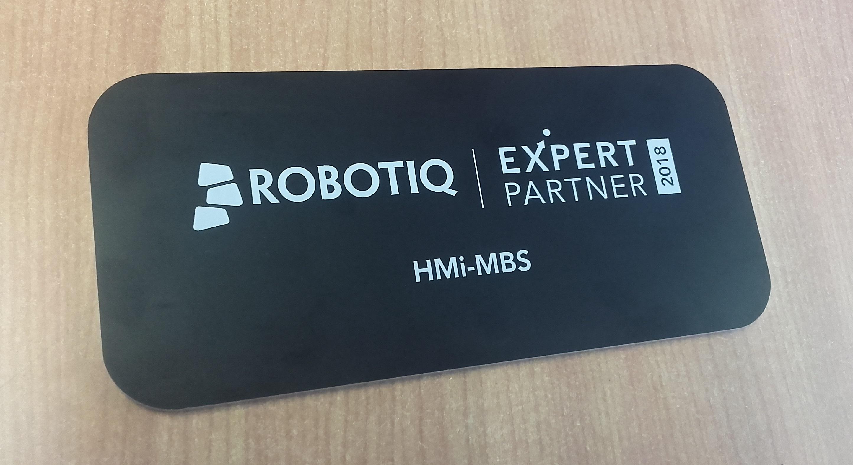 HMi-MBS : Expert Partner Robotiq !