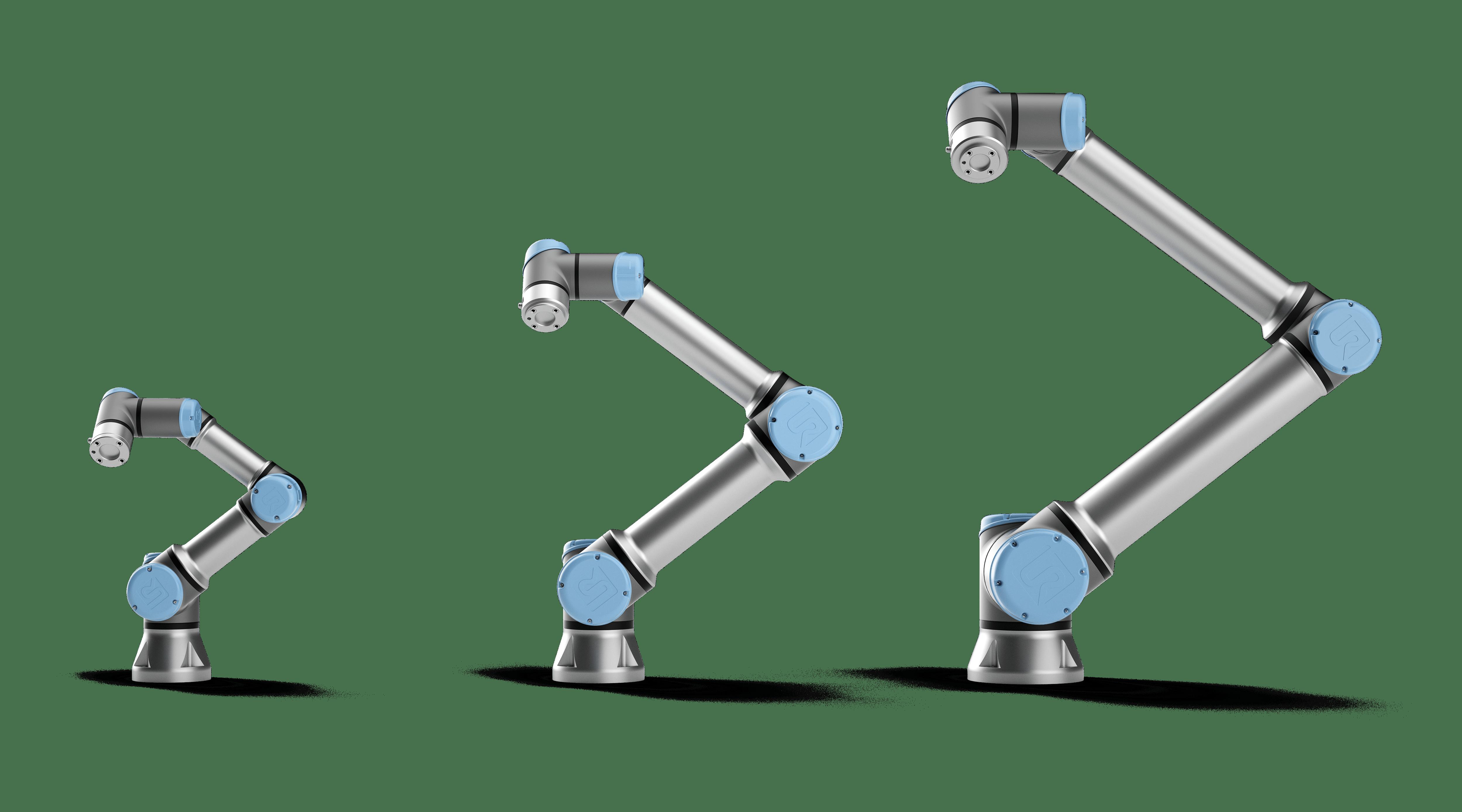 Nouveaux robots E-Series d'Universal Robots