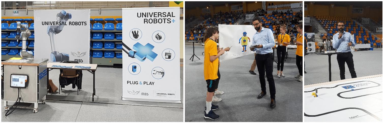 Concours robotique organisé par la ville d'Orléans