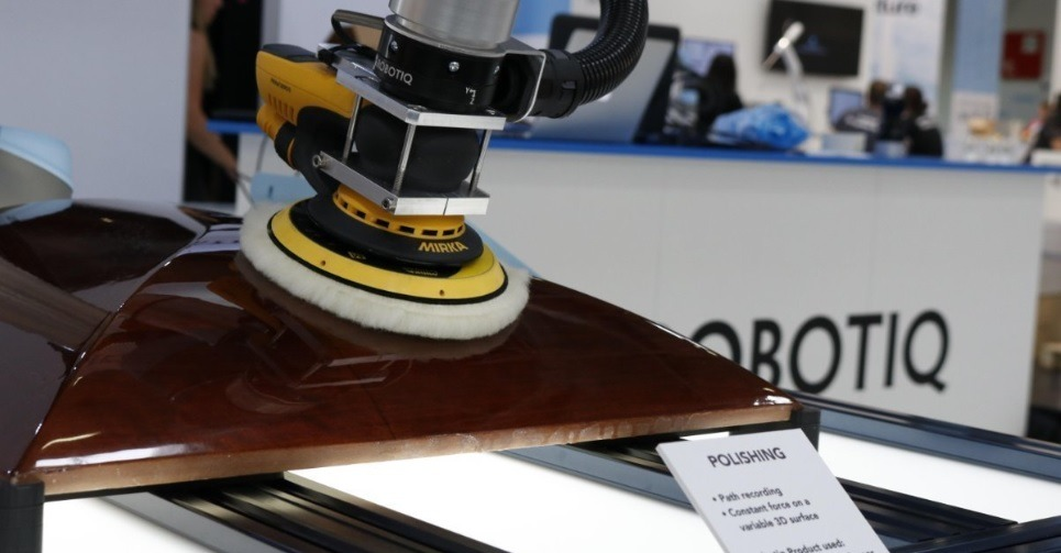 Robotiq au salon AUTOMATICA
