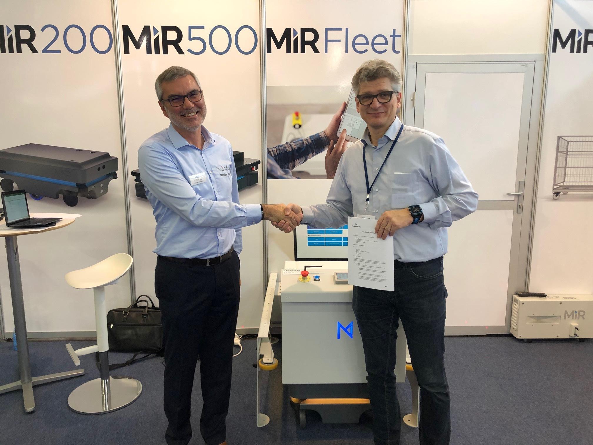 Nord Modules, nouveau partenaire HMi-MBS