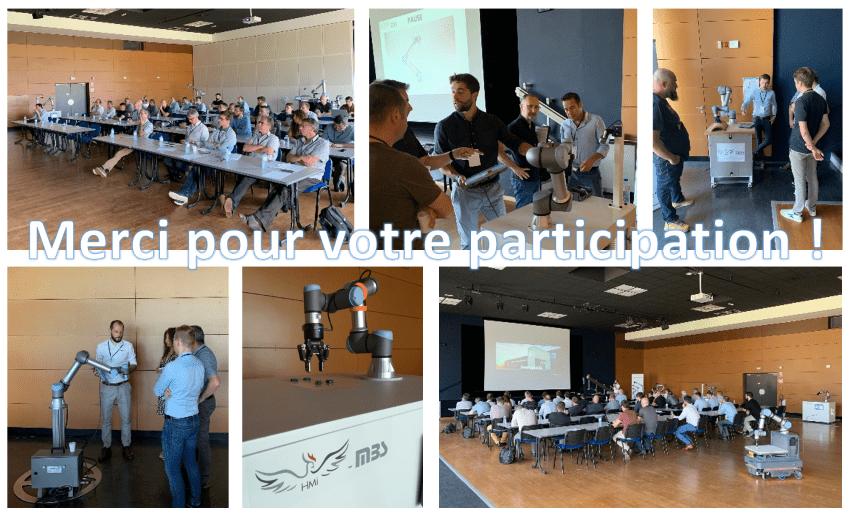 Merci pour votre participation à notre Workshop !