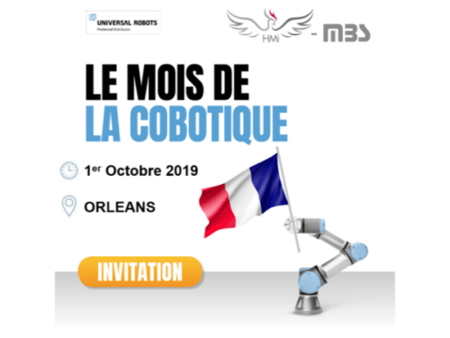 Mois de la Cobotique : un événement Universal Robots