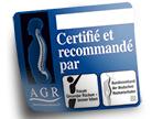 Cerclage ergonomique : reconnaissance par l'AGR