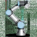 modèle UR3e gamme Universal Robots