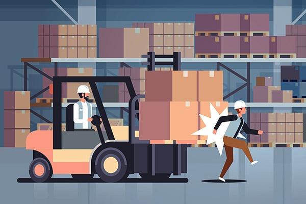 sécurité des salariés, robot autonome