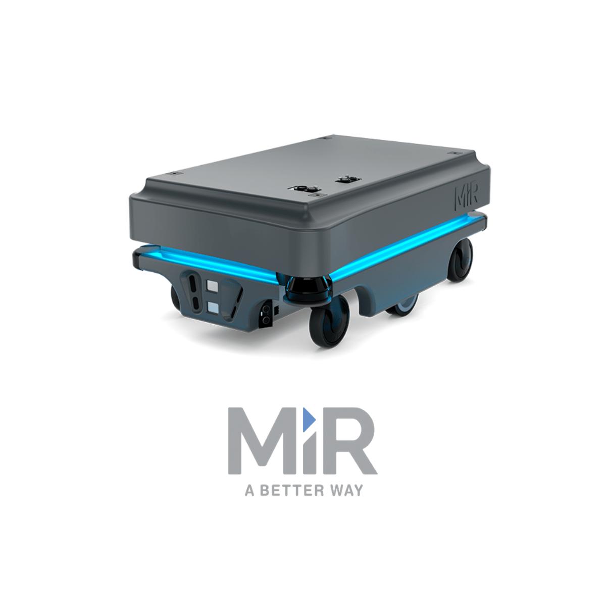 MiR200, robot MiR