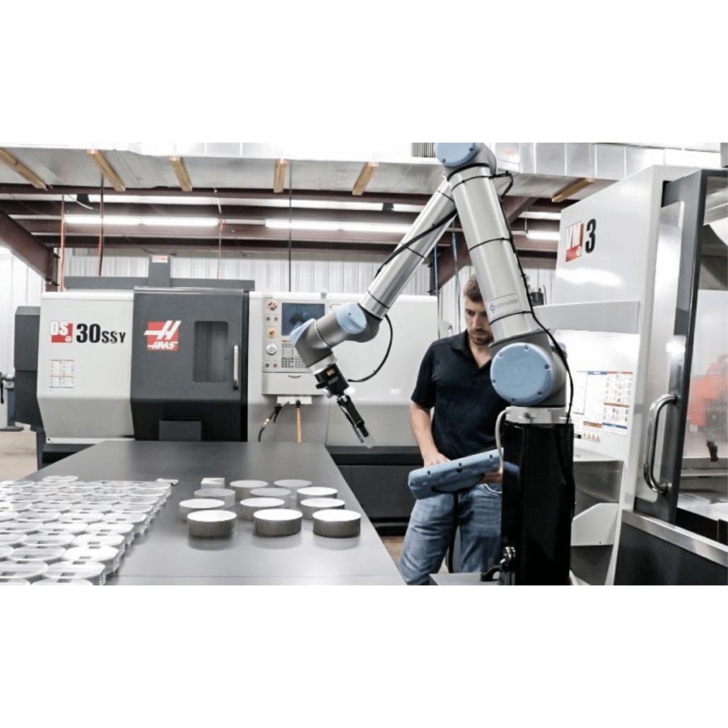 application ur10 cb3 hmi mbs robotiq universal robots