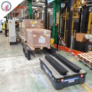 GTSF LOGISTICS HMI MBS ROBOT MOBILE MIR SOROIN AUTOMATISATION