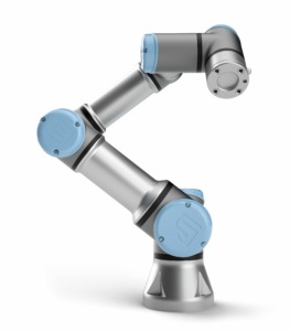 UR3e robot 6 axes