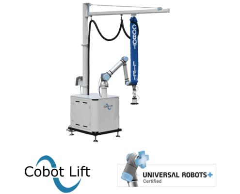 COBOT LIFT assistance levage augmentation charge utile UR hmi mbs