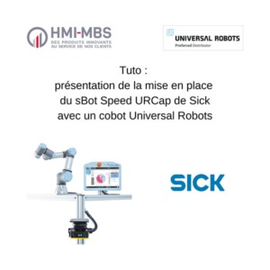 mercredituto sBot Speed URCap Sick Universal Robots Hmi-Mbs sur YouTube