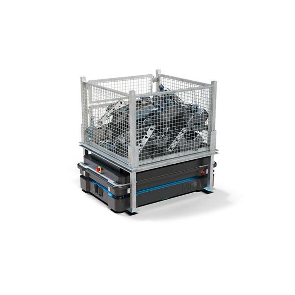 MiR1350 AMR robot mobile autonome collaboratif pour transport de charges lourdes 1350kg hmi-mbs