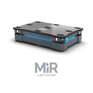 MiR600 AMR robot mobile autonome collaboratif pour transport de charges lourdes 600kg hmi-mbs